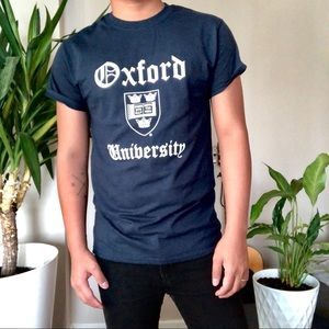 Other - Oxford Official University Big Logo Tshirt